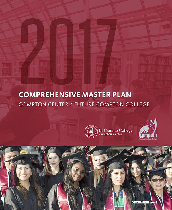 Graphic for Compton College Comprehensive Master Plan